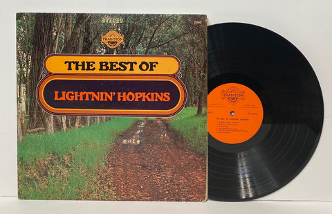 Lightnin' Hopkins- The Best Of LP