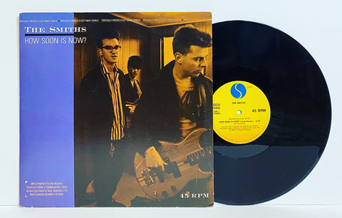 The Smiths- How soon is now LP PROMO