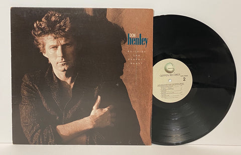 Don Henley- Building the perfect beast LP