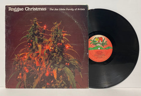 The Joe Gibbs Family of Artist- Reggae Christmas LP
