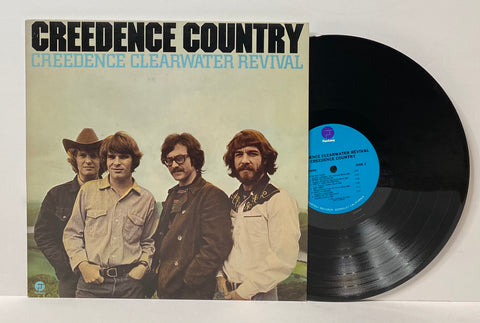 Creedence Clearwater Revival- Creedence Country LP