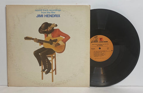 Jimi Hendrix- Soundtrack recordings from the film 2LP