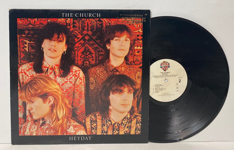 The Church- Heyday LP PROMO