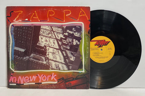Frank Zappa- In New York 2LP