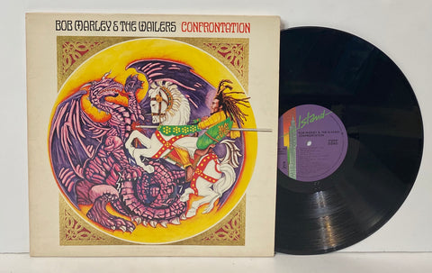 Bob Marley- Confrontation LP