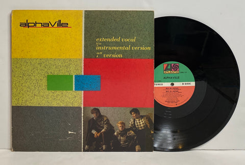 Alphaville- Big in Japan LP Single PROMO