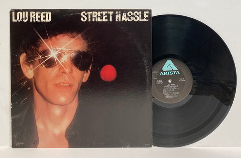 Lou Reed- Street Hassle LP