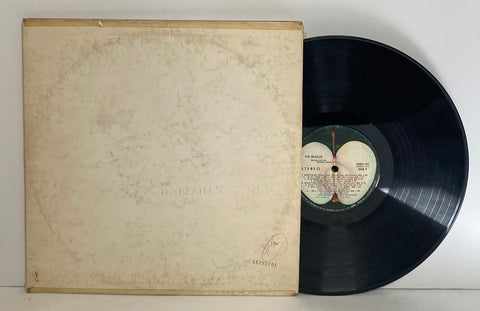 The Beatles- White album 2LP