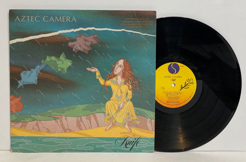 Aztec Camera- Knife LP PROMO