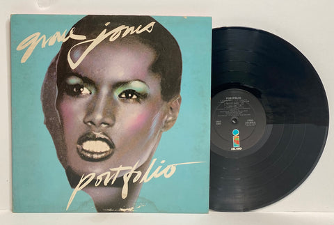 Grace Jones- Portfolio LP
