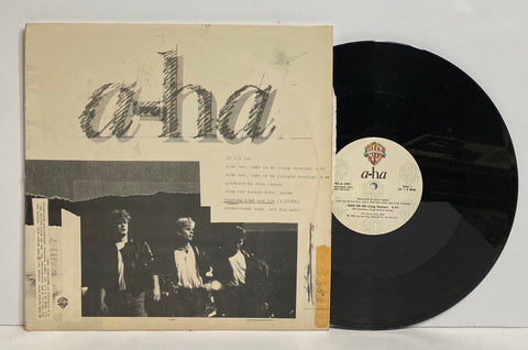 A-ha- Take on me LP SINGLE PROMO