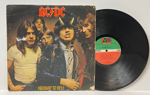 AC/DC- Highway to Hell [LP]