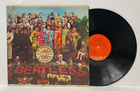The Beatles- Sgt. Peppers Lonely Hearts Club Band LP