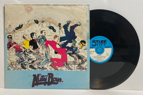 Madness- The Nutty Boys LP Italy Press