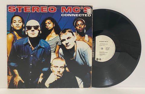 Stereo Mc's- Connected LP SINGLE