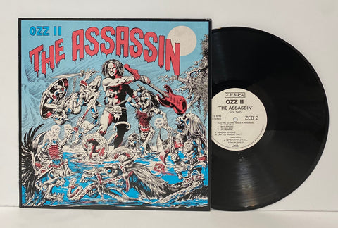 Ozz II- The Assassin LP