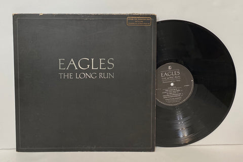 Eagles- The long run LP PROMO