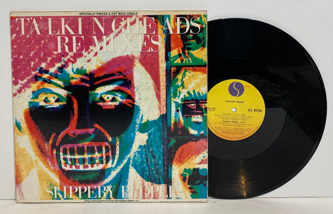 Talking Heads- Slippery People LP SINGLE