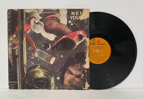 Neil Young- American Stars 'n Bars LP