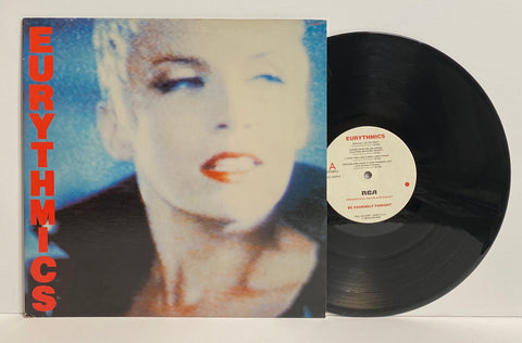 Eurythmics- Be yourself tonight LP