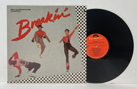 Breakin'- Original movie soundtrack LP