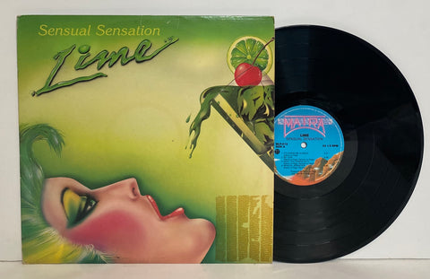 Lime- Sensual sensation LP