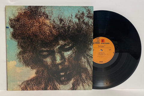 Jimi Hendrix- The cry of love LP