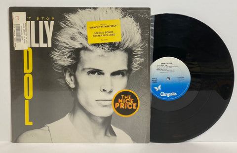 Billy Idol - Don't stop LP PROMO