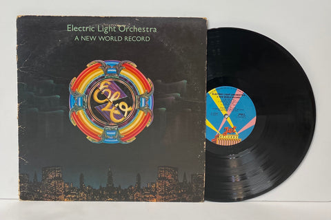 Electric Light Orchestra- A new world record LP