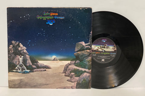 Yes- Tales from topographic oceans 2LP
