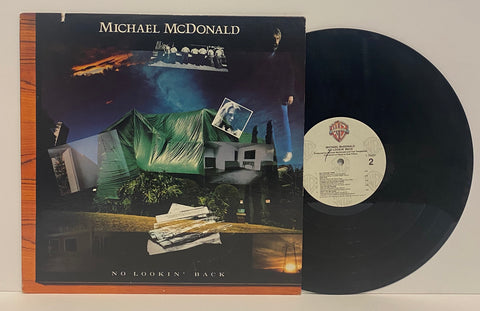 Michael McDonald - No Lookin' Back [LP]