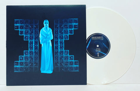 Drab Majesty- The Demonstration LP white vinyl