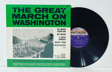 Martin Luther King Jr.- The great march on Washington LP