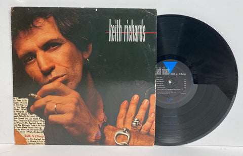 Keith Richards- Talk is cheap LP