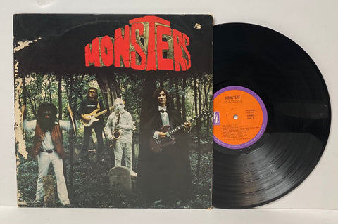 Monsters- Monsters LP