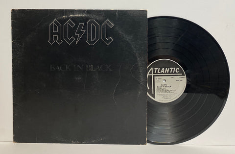 AC/DC- Back in black [LP]