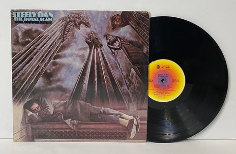 Steely Dan- The royal scam LP