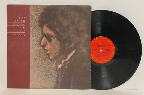 Bob Dylan- Blood on the tracks LP