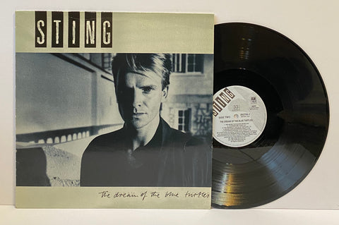Sting- The Dream of The Blue Turtles [LP] [Greece Press]