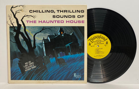 Chilling , Thrilling Sounds of The Haunted House LP