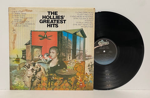 The Hollies- Greatest Hits LP