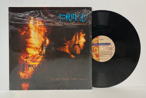 Prince- If I was your girlfriend LP SINGLE