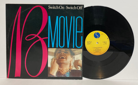 B Movie- Switch On - Switch off LP Single