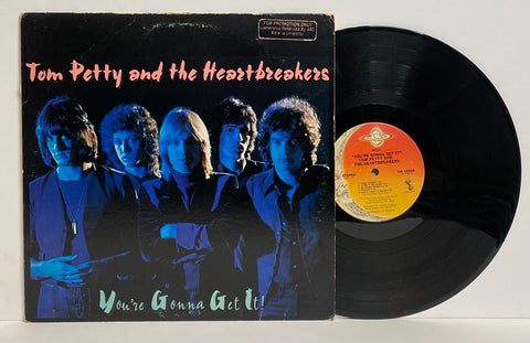 Tom Petty and The Heartbreakers- You're gonna get it LP PROMO