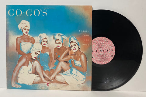 Go-Go's- Beauty and the beat LP