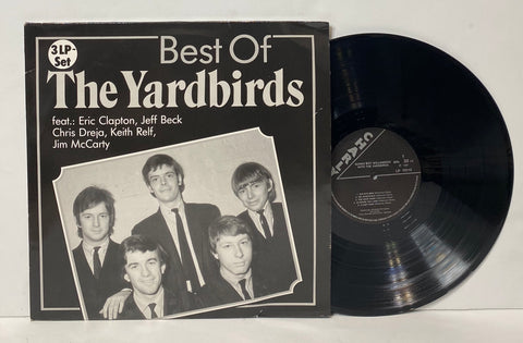 The Yardbirds- The best of 3LP