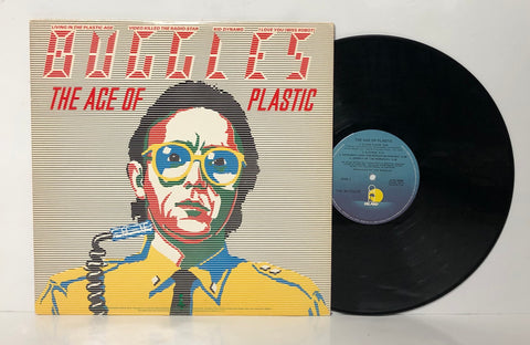 The Buggles- The age of plastic LP