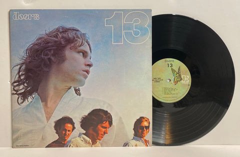 The Doors- 13 (Greatest Hits) LP
