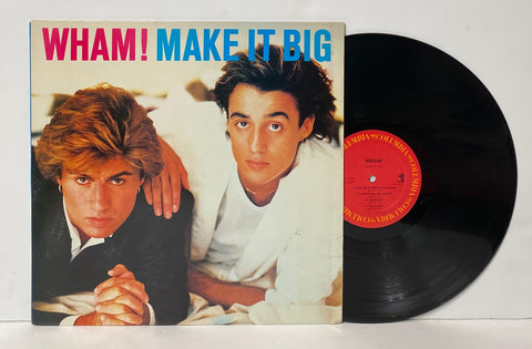 WHAM!- Make it big LP