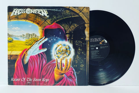 Helloween- Keeper of the seven keys LP